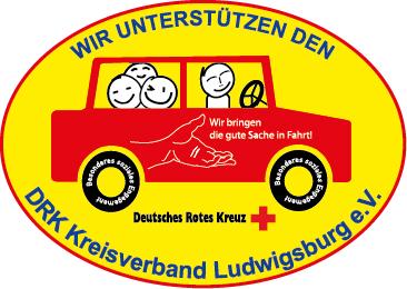 DRK Ludwigsburg untertützen
